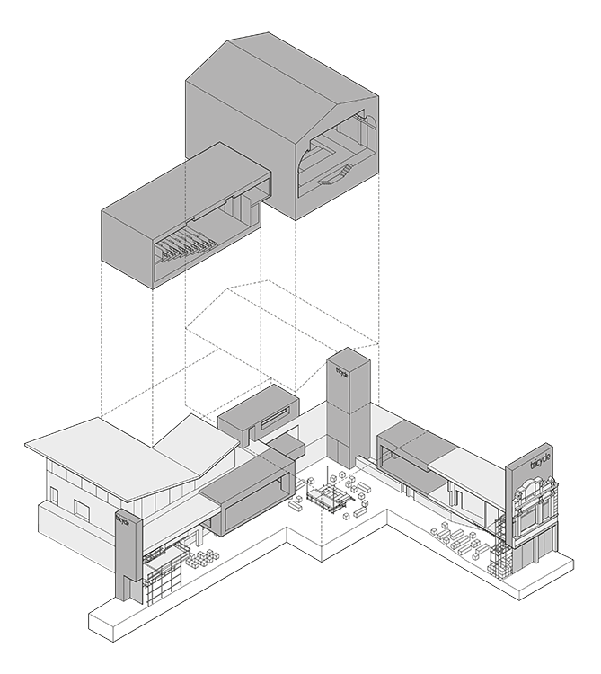 Coffey Architects_Tricycle_DIAGRAM_London tricycle theatre coffey architects